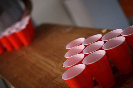 beer pong games