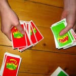 Apples to Apples Drinking Game