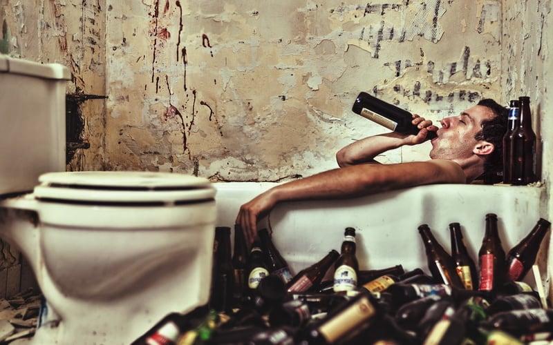 beer then liquor rule