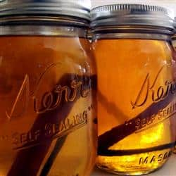 apple pie moonshine jars