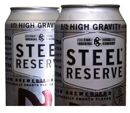 Steel Reserve Review - The Drunk Pirate